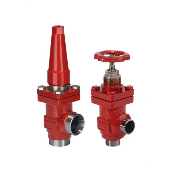 Danfoss Shut-off valves 148B4606 STC 32 A ANG  SHUT-OFF VALVE CAP #1 image