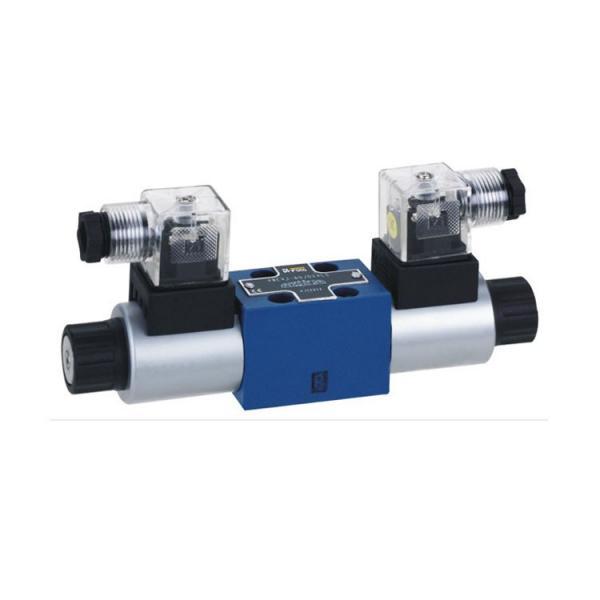 Rexroth 4WE10C5X/EG24N9K4/M Solenoid directional valve #1 image